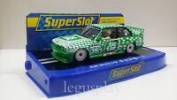 """Slot SCX Scalextric Superslot H3865 BMW E30 M3 DTM 1992 """"Tic Tac"""" Engstler"""