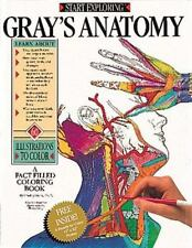 Start Exploring Gray's Anatomy: A Fact-Filled Coloring Book (Start Exploring)