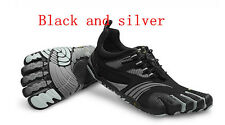 Mens Sports Five Fingers Light weight Shoes Toes Socks Barefoot trainers