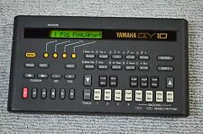 YAMAHA QY10 MUSIC SEQUENCER TONE GENRATOR SOUND MODULE