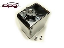 POLISHED ALLOY RADIATOR OVERFLOW RECOVERY TANK FORD XA XB GT