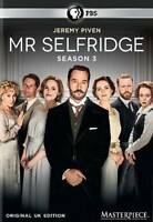Masterpiece: Mr. Selfridge - Season 3 DVD Used - Acceptable [ DVD ]