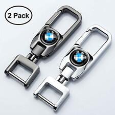 HEY KAULOR Car Logo Key Chain Key Ring for BMW X1 X3 M3 M5 X1 X5 X6 Z4 3 5 7Seri