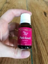 Young Living 15ml Patchouli 100% Pure Therapeutic Grade Essential Oil Free Ship