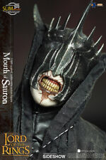 LOTR~MOUTH OF SAURON~SLIM VERSION~SIXTH SCALE FIGURE~ASMUS TOYS / SIDESHOW~MIB