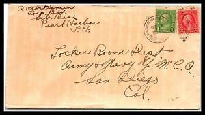 GP GOLDPATH: US COVER 1932, HONOLULU, HI. _CV589_P16