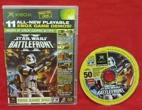 Star Wars Battlefront II November 2005 Game Demo # 50 Original Microsoft Xbox OG