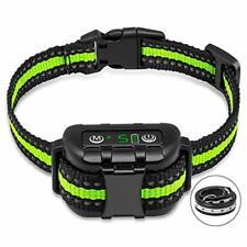 New listing Bark Collar No Bark Collar Rechargeable Anti bark Collar with Adjustable Sensiti