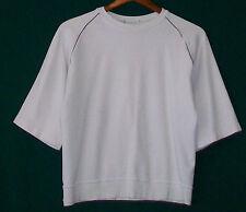 Vintage men's sweat-tee, 1/2 sleeves