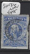 MAURITIUS  (P1905B)  15C  SG 136   SON CDS  VFU