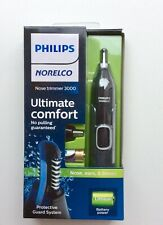 Philips Norelco Nose trimmer 3000 Ultimate Comfort Nose Ears Brows