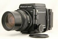 【NEAR MINT-】 MAMIYA RB67 Pro SD + K/L 65mm f/4 KL + Mortorized Back from JAPAN
