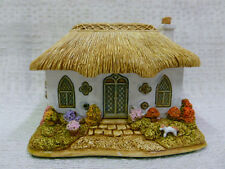 Lilliput Lane Pastoral Secret Cottage 2011 The British Collection L3375