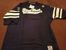 Hard Rock Cafe Memphis, Navy Blue Heavy Weight T-Shirt, Medium, Vintage, NWT
