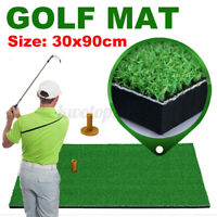 30x90cm Backyard Golf Training Mat Oxford TEE For Indoors and Outdoors
