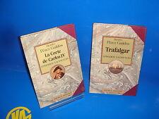 Libro LA CORTE DE CARLOS IV y TRAFALGAR-BENITO PEREZ GALDOS
