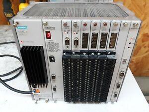 Siemens Simatic 505 Remote Base RBC Rack 6851A 7012 4332 4532 7202 Analog VDC