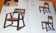 Japanese Modern : Retrospective Kenmochi Isamu book japan design furniture #0592