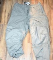 WILD THINGS Gen III L7 Extreme Cold Weather Pants US Army NEW Size large-reg