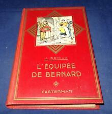J. Borius - L'Equipèe de Bernard
