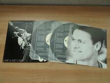 Bryan Adams – Live! Live! Live! 1994 Korea Orig 2 LP Double Rare
