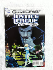 2010 DC Justice League Generation Lost #2 VF+