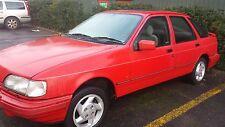 Ford Sierra 2L GLS Petrol 1989 Wheel Nut Breaking whole vehicle hatch