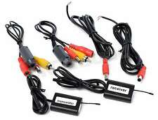 Phonocar Trasmettitore di segnale video Adattatori cavo e segnale per autorad...