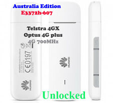 New Unlocked Huawei E3372-607 4G USB Modem Vodafone Telstra Optus Free Shipping