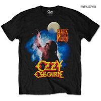 Official T Shirt OZZY Osbourne Black Sabbath 'Bark At The Moon' Album All Sizes
