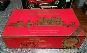 MATCHBOX Models of Yesteryear 1929 Scammel Truck & Train 1/64 in box.