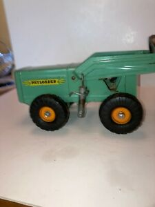 """Nylint Hough Payloader Green approximately 18"""" Long Steel"""