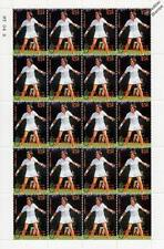 Anne hobbs 20-timbre de feuille (wimbledon tennis championships player)