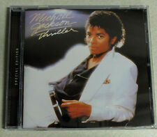Michael Jackson Thriller Special Edition CD New Open Free Shipping