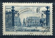 France 1948, Stamp 822, Place Stanislas, Obliterated