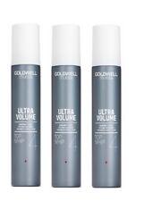 3 x Goldwell ULTRA VOLUME TOP WHIP 100 ml = 300 ml, deutsche Produkte