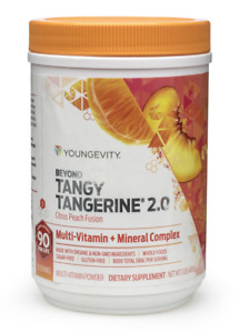 Youngevity's Beyond Tangy Tangerine 2.0 Multi-Vitamin Mineral Complex Organic