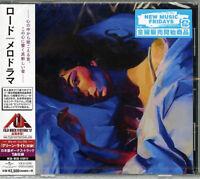 LORDE-MELODRAMA-JAPAN CD BONUS TRACK F56