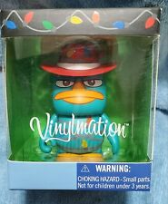 "New Disney Vinylmation 3"" Collectible Figure Phineas and Ferb Platypus Agent P"