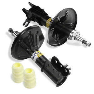 Pair Front Strut Shock Absorbers ST2041 ST2040 for MAZDA 626 GE1 2WS GE7 4WS