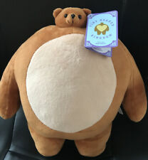 "12"" Tiny Headed Kingdom Pip Teddy Bear Plush Stuffed Animal  New With Tag!"