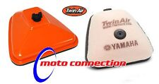 NEW YAMAHA YZF250 YZF450 2014 - 2017 TWIN AIR AIR FILTER  +  AIRBOX WASH COVER