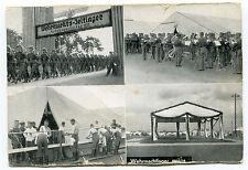 Photo-AK WH Zeltlager Nürnberg 1936