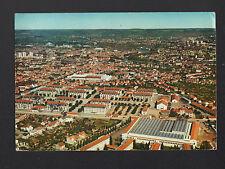 MONTLUCON (03) CASERNE RICHEMOND , VILLAS & USINE vue aérienne en 1982