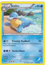 POKEMON SEALEO CARD FREE SHIPPING