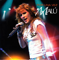 MALÚ - POR UNA VEZ CD SINGLE PROMO 1 TRACK 2004 SPAIN
