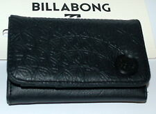 Billabong Women's Moonstruck Wallet Leather Black N/A