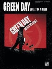 'Green Day' - Bullet in a Bible by Green Day (2006, Paperback)