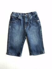 U.S. Polo Assn. Infant Boys Jeans Size 12 Months With Adjustable Waist