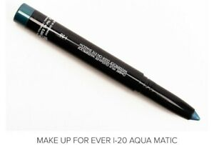 Make up Forever aqua matic waterproof eyeshadow stick I-20 Iridescent Turquoise